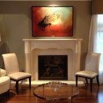 Ce tableau a été conçu sur mesure pour la cliente et en collaboration avec elle.